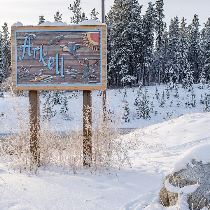 Arkell, Yukon